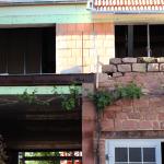 ein großer Balkon entsteht